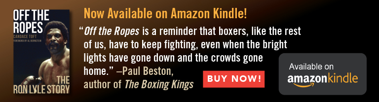 Off The Ropes Kindle Edition