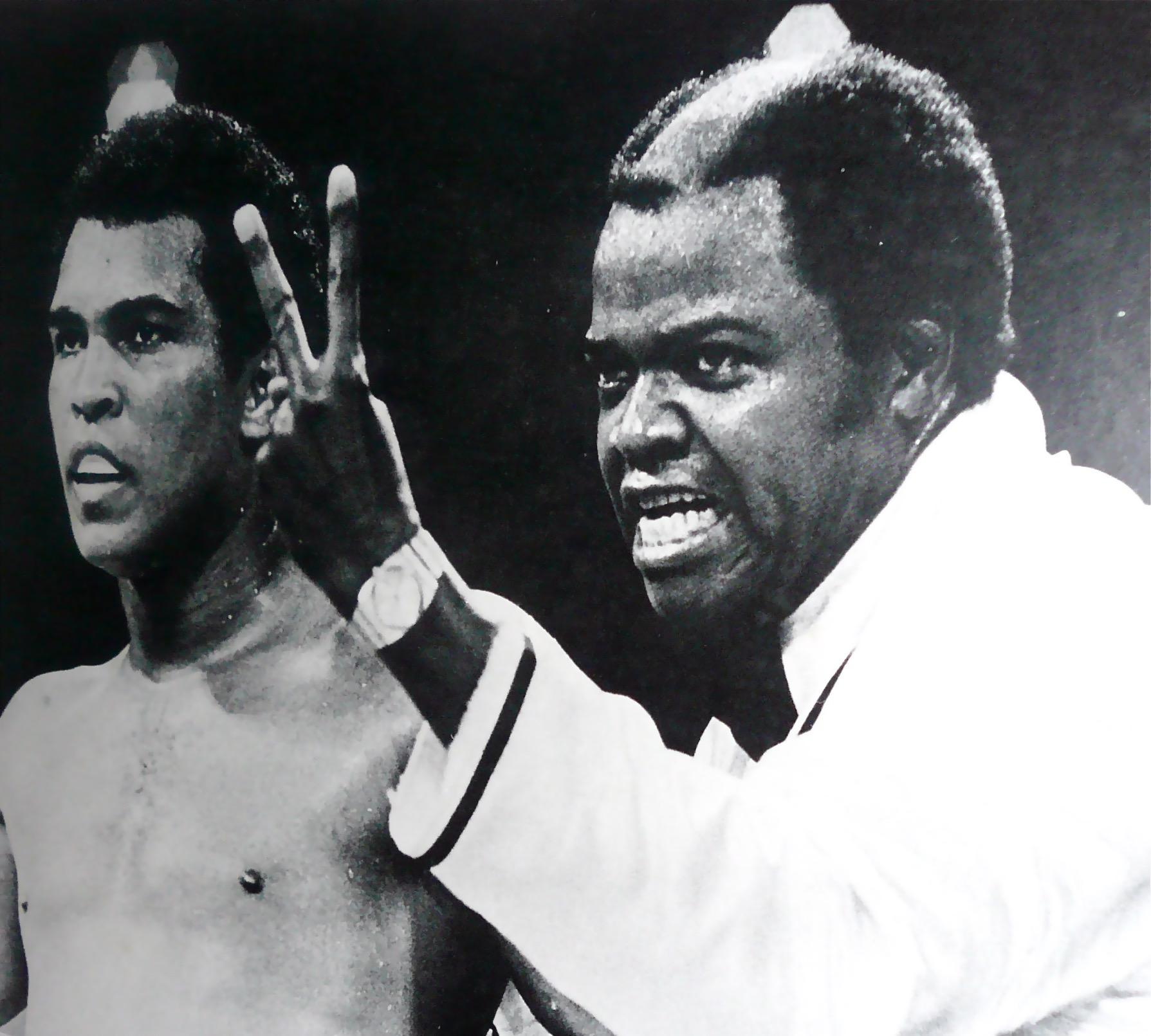 """Bundini Brown and Ali - """"Can't beat both of us!"""""""