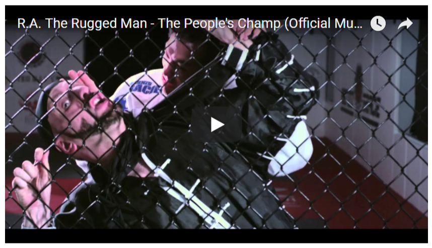 The 5 Best Boxing Songs R A Rugged Man People S Champ
