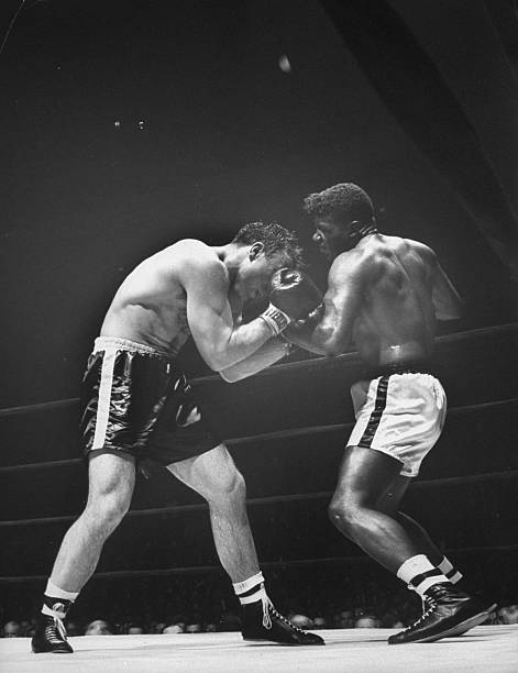 Floyd Patterson vs George Chuvalo