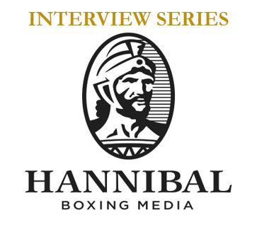 Hannibal Boxing Interview Series