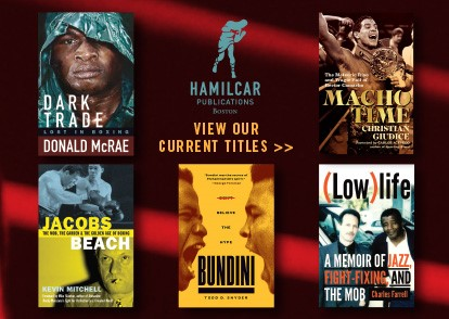 Boxing Books by Hamilcar Publications