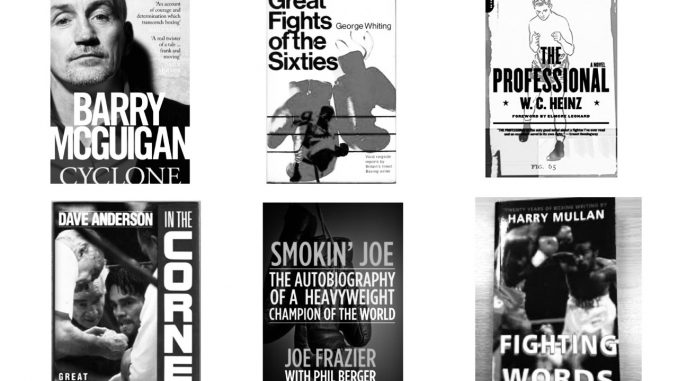 Some of Steve Bunce's Favorite Boxing Books